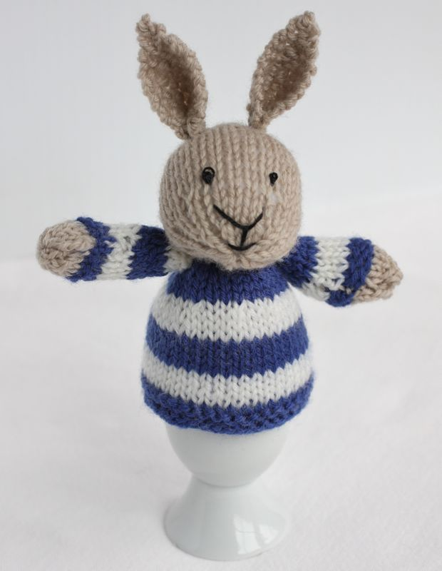 Knitting Pattern For A Bunny Egg Cosy : April 2011 Italian Dish Knits