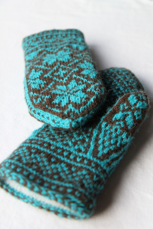 Lined Mittens Knitting Pattern : The Incredible Northman Mitten Italian Dish Knits
