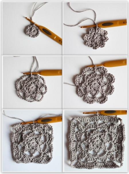 crochetsquaresone