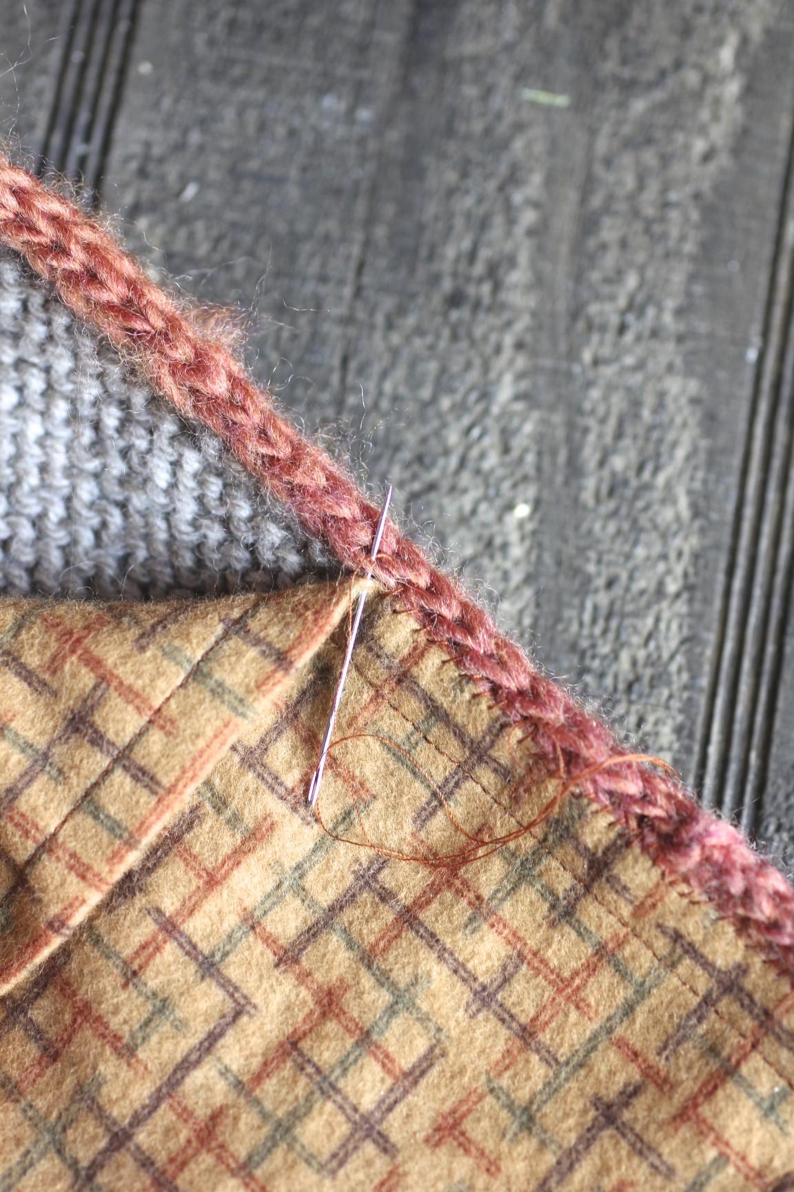 Knitting Overcast Stitch : Italian Dish Knits