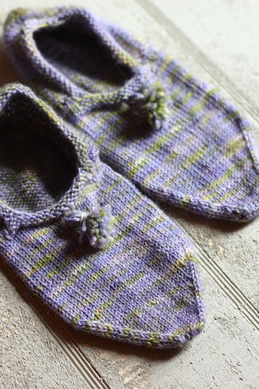 Turkish Bed Socks Italian Dish Knits