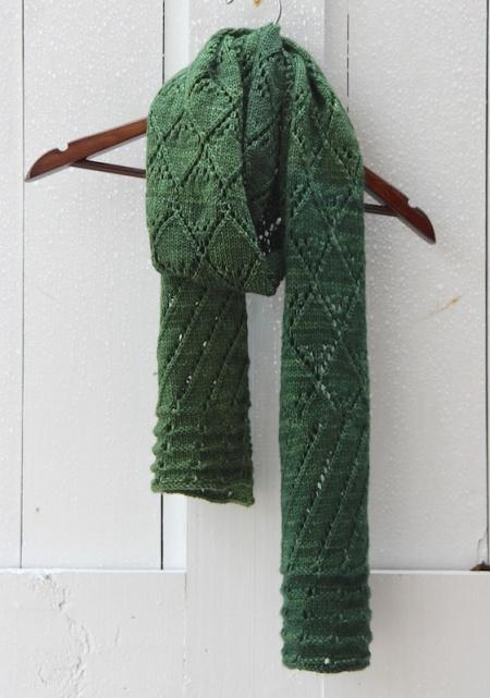 peu de pluie scarf