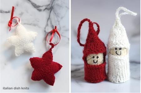 Christmas Stars & Elves